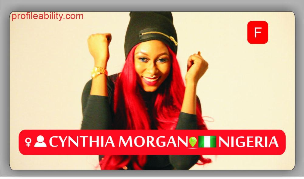 cynthia morgan_profile