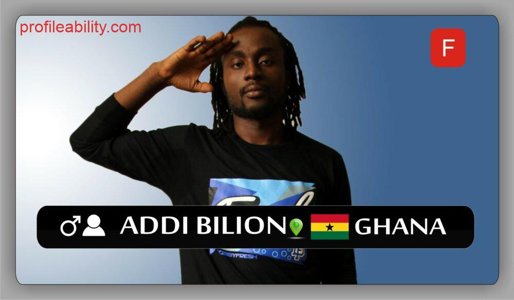 Addi Billion @ ProfileAbility
