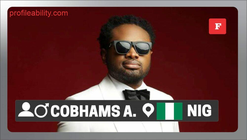 COBHAMS ASUQUO PROFILE