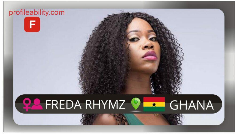 Freda Rhymz Profile