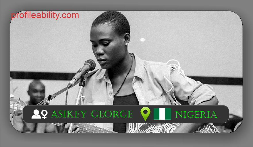 Asikey George Profile