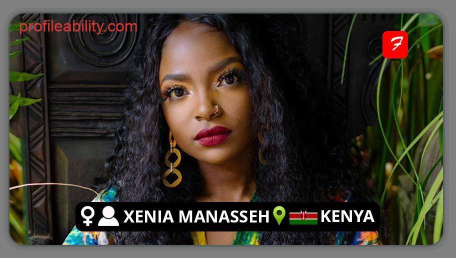 Xenia Manasseh