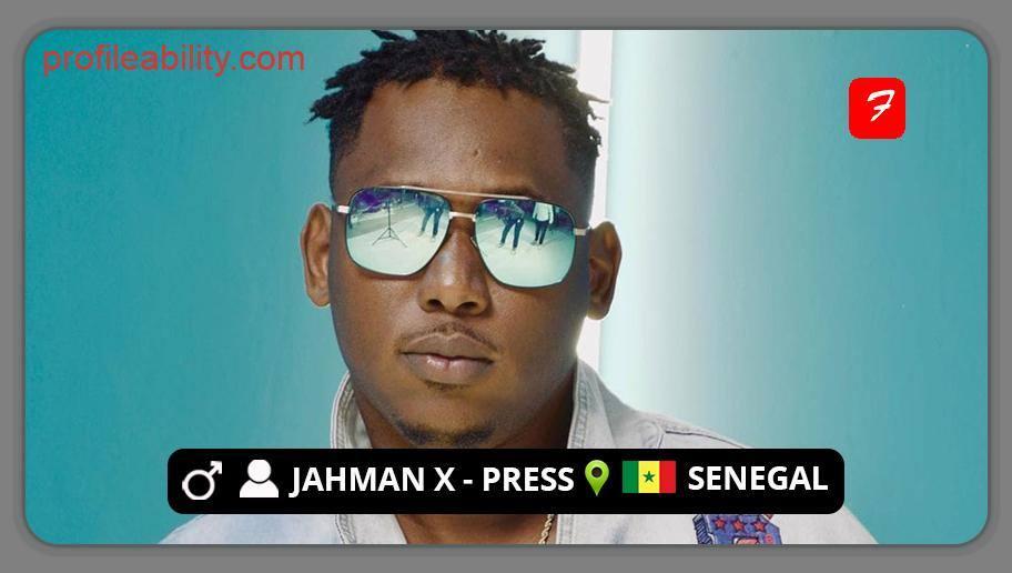 Jahman X-Press